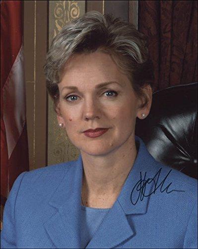 Governor Jennifer Granholm Photograph Signed