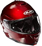 HJC IS-MAX 2 Helmet (Wine, Medium)