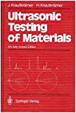 img - for Ultrasonic Testing of Materials by Josef Krautkramer (1990-11-30) book / textbook / text book