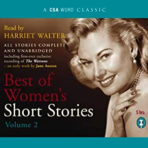 Best of Women's Short Stories, Volume 2 Hörbuch