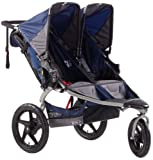 BOB Revolution SE Duallie Stroller, Navy Review