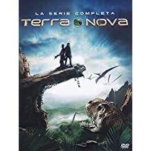 terra nova season 1 (4 dvd) box set dvd Italian Import
