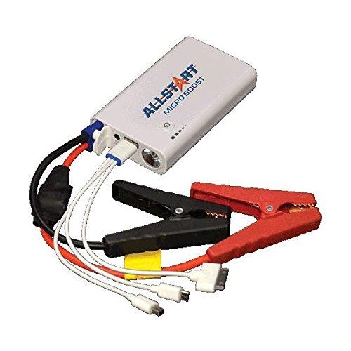 Allstart - 540, Micro Boost Portable Jump Starter