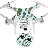 MightySkins Protective Vinyl Skin Decal for DJI Phantom 3 Standard Quadcopter Drone wrap cover sticker skins Bombs Away
