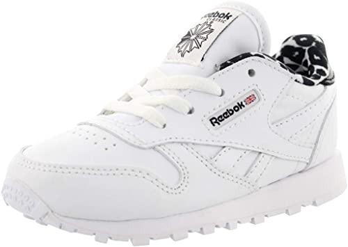 Classic Leather Athletic Infant Shoes