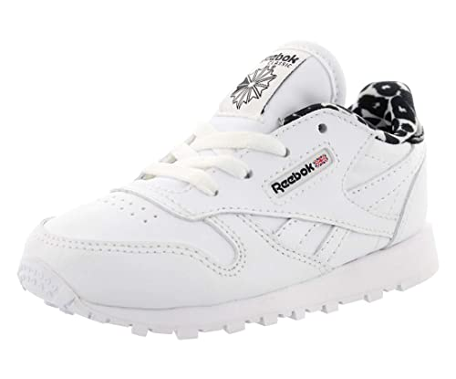 000a55edb27 Reebok - Classic Leather Animal Print Sneakers (Toddler Little kid)  Amazon. co.uk  Shoes   Bags