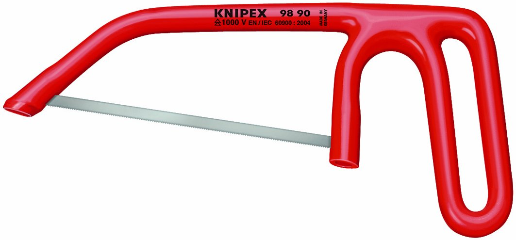 KNIPEX 98 90 1,000V Insulated Small Hacksaw