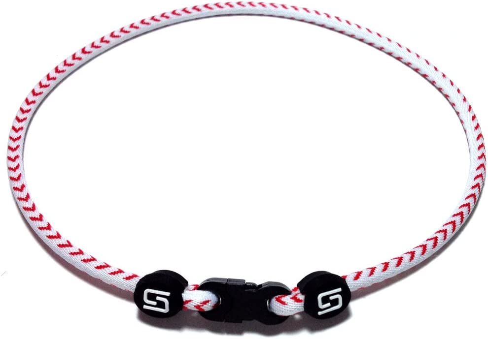 Sport Ropes 1 Rope Titanium Necklace Choose from Multiple Colors and Sizes Including Our Philippians 4:13 Necklace