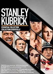 Stanley Kubrick: The Essential Collection (Spartacus / Lolita / Dr. Strangelove / 2001: A Space Odyssey / A Clockwork Orange / Barry Lyndon / The Shining / Full Metal Jacket / Eyes Wide Shut)  (Bilingual)