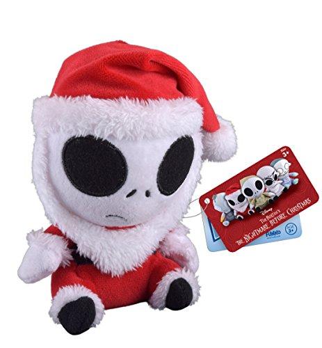 Funko Mopeez: The Nightmare Before Christmas - Santa Jack Skellington Plush]()