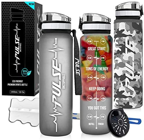 Pulse Sweatproof Insulated Leakproof Non Toxic product image