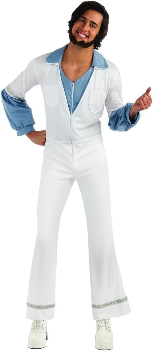 ABBA I-880364STD - Disfraz para adulto (combinación y camisa ...