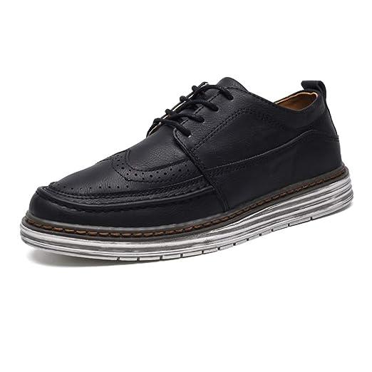 2019 Zapatos Hombre, Zapatos Derby con cordones para hombre ...