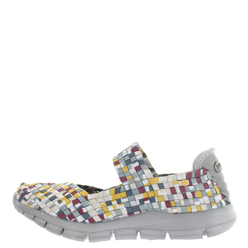 Bernie Mev Womens Champion Slip-on Casual Shoe