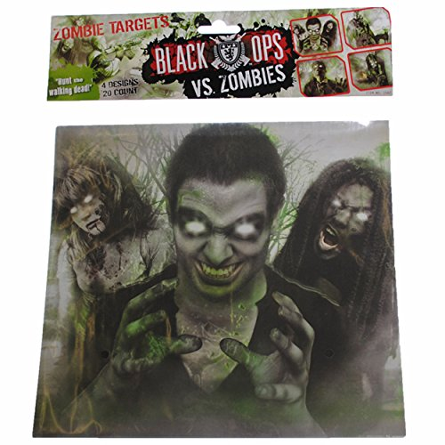 zombie bb targets - 1