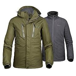 OutdoorMaster Men's 3-in-1 Ski Jacket - ...