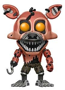 POP! Vinilo - Games: FNAF: Nightmare Foxy: Amazon.es