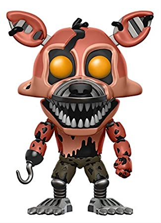 Vinilo - Games: FNAF: Nightmare Foxy
