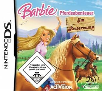 barbie pferdeabenteuer im reitercamp