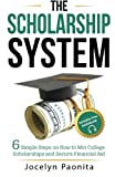 The Scholarship System provides you with a step-by-step guide that you can actually implement in fewer hours than a part-time job yet realize the benefits for more than four years later. With proven strategies, examples and testimonies, The Scholarsh...