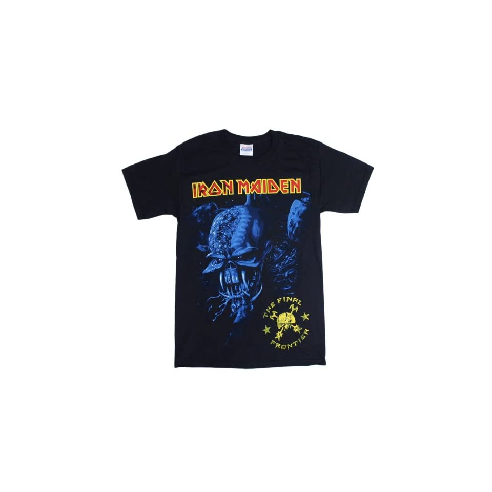 Iron Maiden   Final Frontier T Shirt Size S