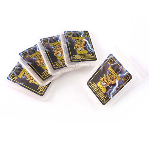 250 Extraction God Shatter Packs SD Card MMJ Packaging by Shatter Labels SP-007 by Shatter Labels