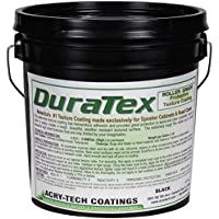 Acry-Tech DuraTex Black 1 Gallon Roller Grade Speaker Cabinet Coating