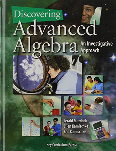 Discovering Advanced Algebra, 1st Edition