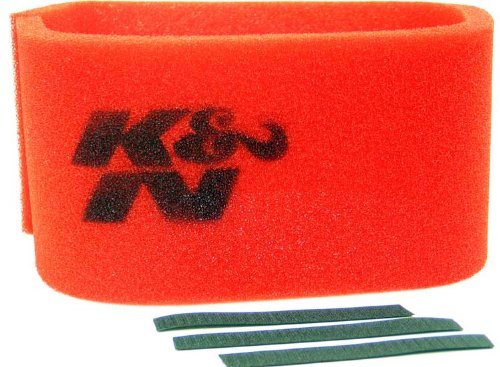 K&N 25-3900 Red Red Air Filter Foam Wrap by K&N
