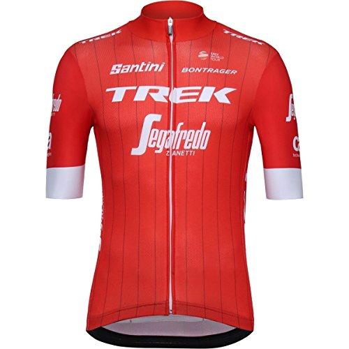 do Fan Line Jersey - Men's Red, L (Santini Lightweight Jersey)
