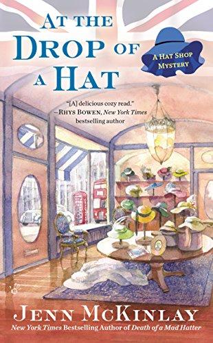 Rhys bowen hat shop mystery book 3 jenn mckinlay a delicious cozy read fandeluxe Choice Image