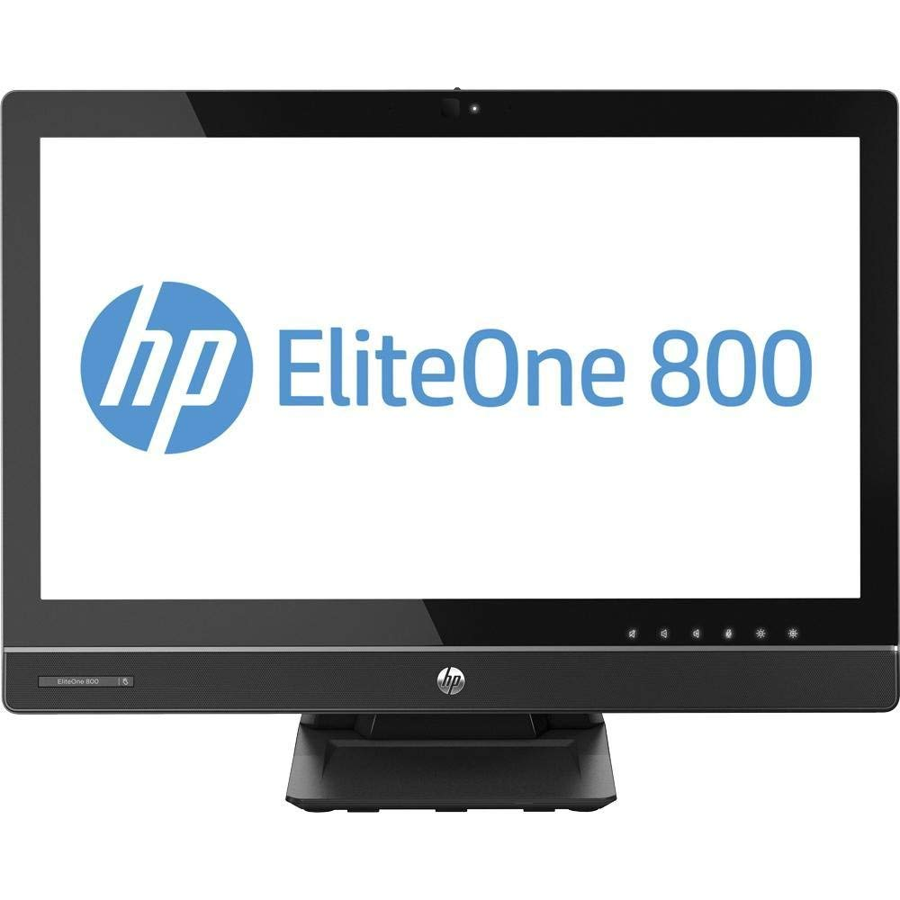 "HP EliteOne 800 G1 23"" All-in-One PC - Intel Core i5-4570S 2.9GHz 8GB 500GB DVDRW Windows 10 Professional (Certified Refurbished)"