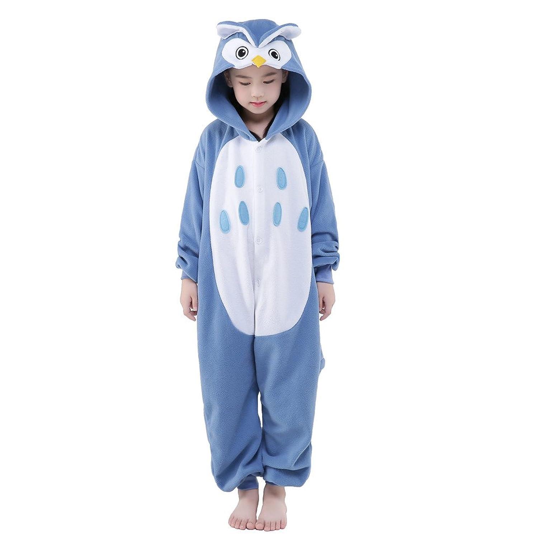 Amazon.com Newcosplay Unisex Children Owl Pyjamas Halloween Costume Clothing  sc 1 st  Amazon.com & Amazon.com: Newcosplay Unisex Children Owl Pyjamas Halloween Costume ...