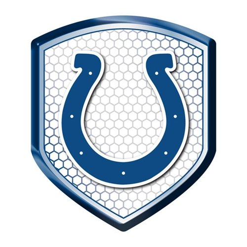 Indianapolis Colts Shield - Indianapolis Colts Shield Style Reflector