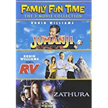 Jumanji (1995)/Rv/Zathura: A Space Adventure