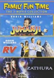 Jumanji (1995) / Rv / Zathura: A Space Adventure