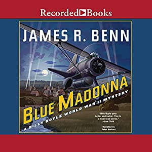 Blue Madonna Audiobook