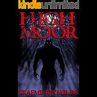 High Moor (A Werewolf Horror Novel) book cover