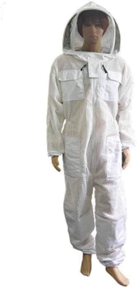 Traje de Apicultura Guantes de abeja Ropa de protección ...