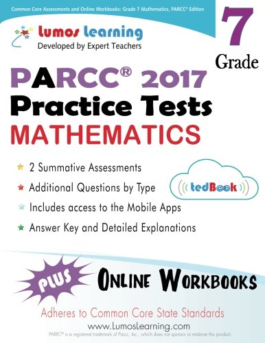 Common Core Assessments and Online Workbooks: Grade 7 Mathematics ...