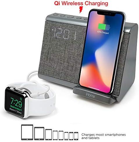 iHome Bluetooth Wireless Charging Speakerphone