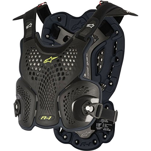 Alpinestars A-1 Roost Guard-Black/Antracite-XL/2XL by Alpinestars