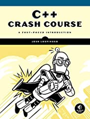 A fast-paced, thorough introduction to modern C++ written for experienced programmers. After reading C++ Crash Course, you'll be proficient in the core language concepts, the C++ Standard Library, and the Boost Libraries.C++ is one of the mos...