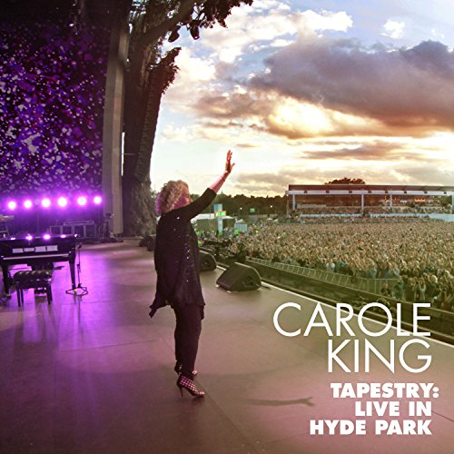 Carole King - Tapestry: Live In Hyde Park (Cd/dvd) - Zortam Music