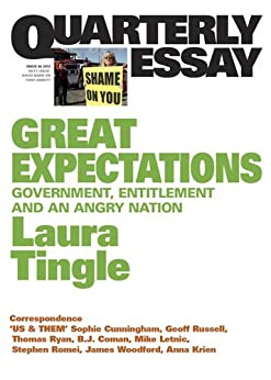 quarterly essay great expectations Essays and criticism on charles dickens' great expectations - critical essays.
