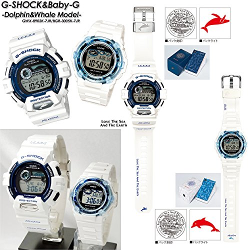 G-SHOCK G-LIDE LOVE THE SEA AND THE EARTH GWX-8902K-7JR