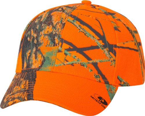 (Kati Structured Camo Cap. SN200 - Mossy Oak Break-Up Blaze Orange)