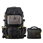TARION Pro PB-01 Camera Backpack Large Capacity Photography Water Resistant Multi-function Camera Bag with Associate…