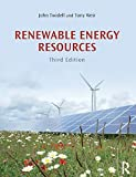 img - for Renewable Energy Resources by John Twidell (2015-01-14) book / textbook / text book