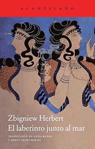 El Laberinto Junto Al Mar (Acantilado) libro - Zbigniew Herbert ...